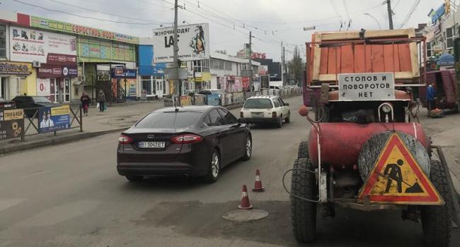 Коли і які вулиці та тротуари відремонтують у Кременчуці