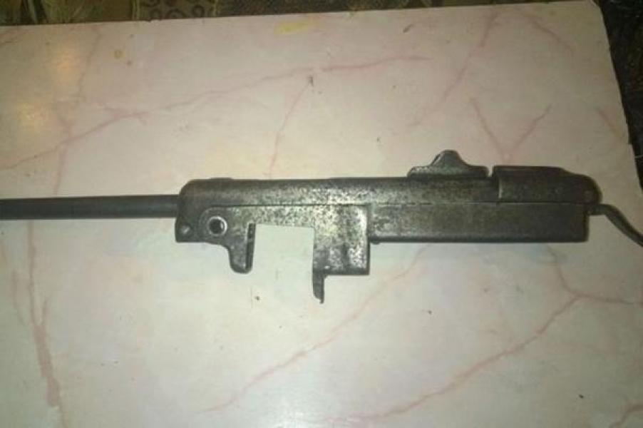 В Комсомольске неожиданно нашлось оружие Великой мировой войны