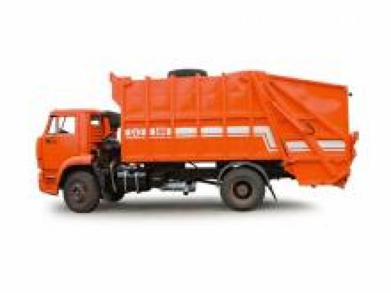 На Полтавщине чиновница приобрела «бумажный» мусоровоз