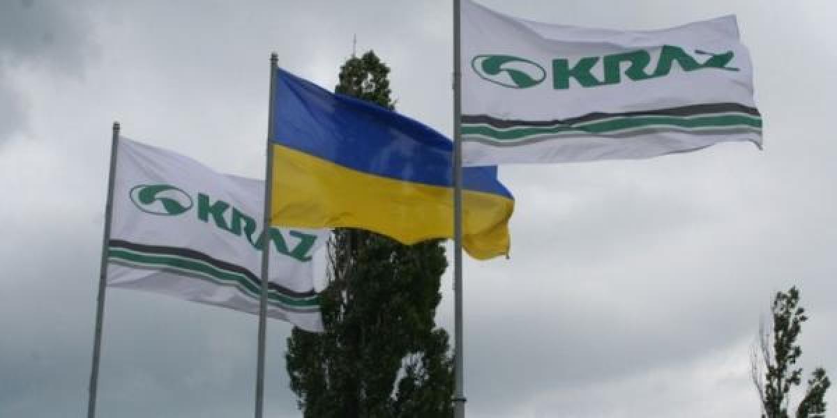 Предприятия группы КрАЗ нарастили объемы производства