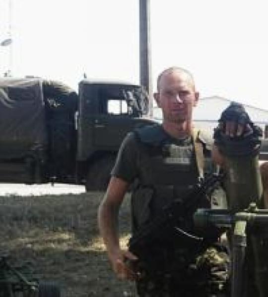 10 апреля Кременчуг простится с погибшим героем Юрием Дудкой