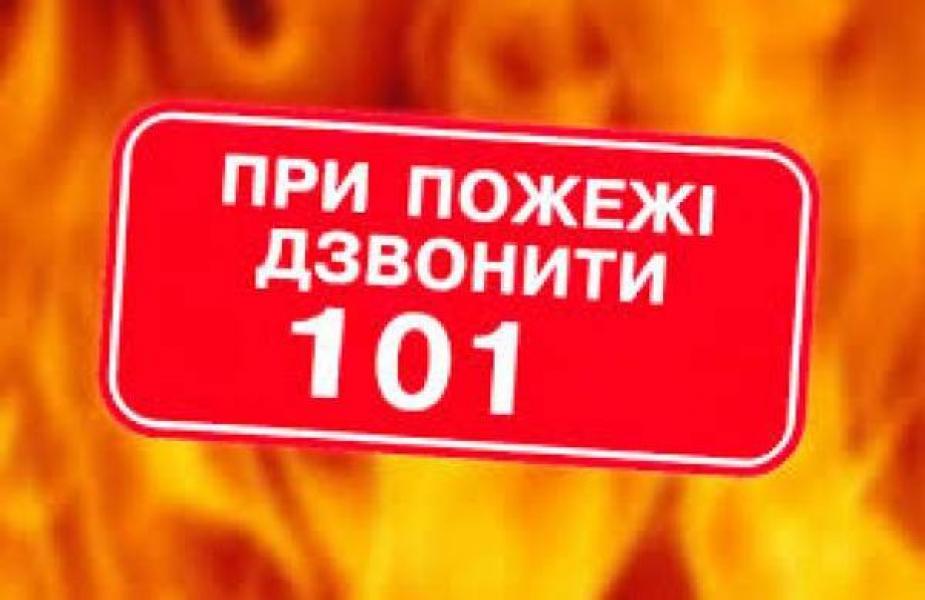Пожежа сталася у занедбаному приміщенні, що знаходилося на балансі міського ЖЕКУ.