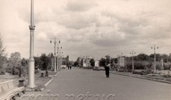 Парк «Придніпровський» – зелена перлина Кременчука