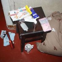 В Кременчуге закрыли наркопритон